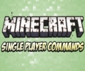 Single Player Commands Mod