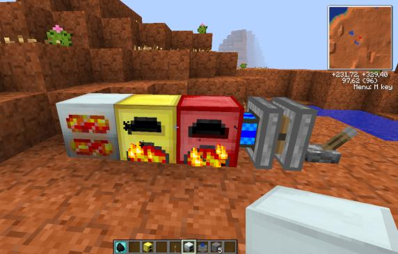 Better Furnaces Mod image