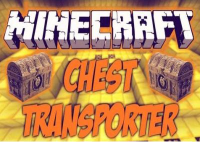 Chest Transporter Mod image