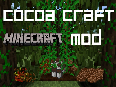 CocoaCraft Mod image