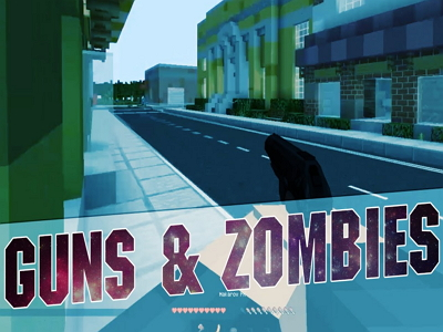 DayM Guns and Zombies Mod image