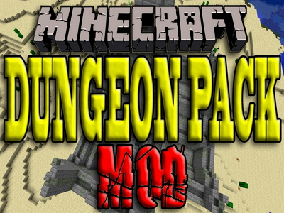 Dungeon Pack Mod image