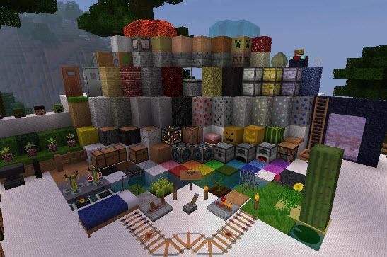 EnfiCraft Texture Pack image