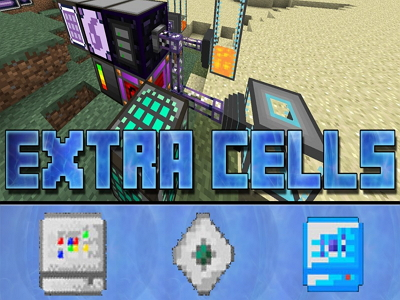 ExtraCells Mod image