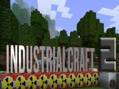 Industrial Craft 2 Mod image