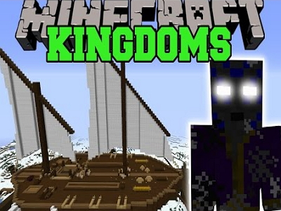 Kingdoms of The Overworld Mod image