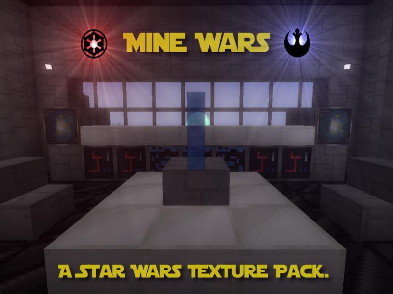 Mine Wars Texture Pack image