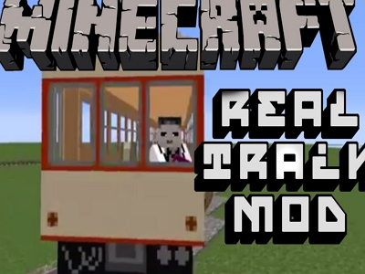 Real Train Mod image