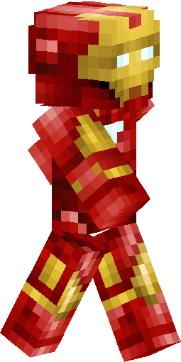 Iron Man Skin image front right