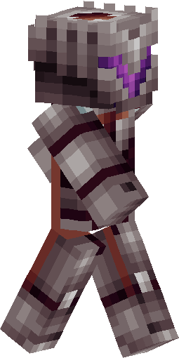 Nether Knight Skin image front right