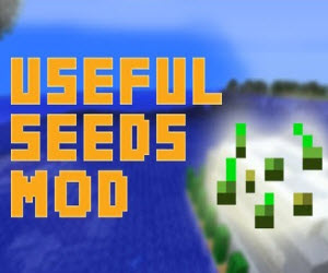 Useful Seeds Mod image