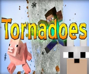 Weather and Tornadoes Mod image