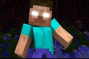You Are Herobrine Mod image